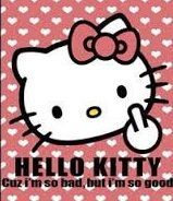hello kitty bad evil