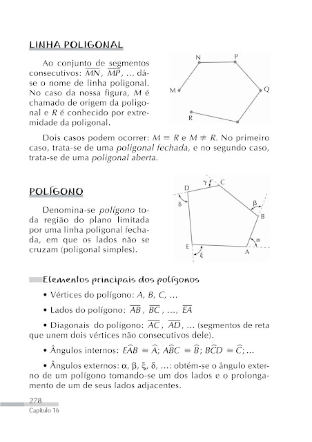 Exemplos de poligonos