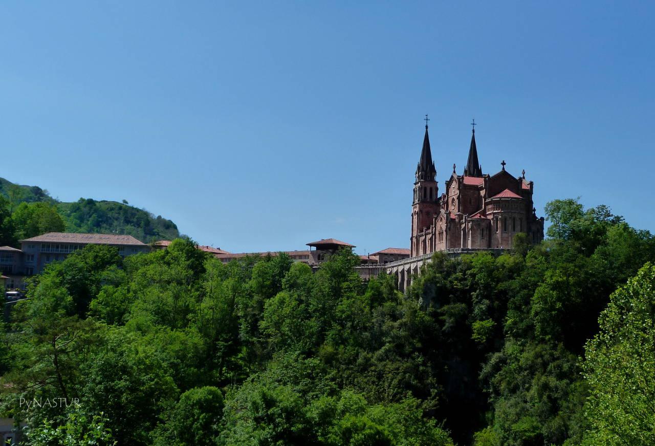 Santuario de Covadonga - Asturias