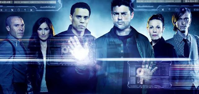 Distribuţia din serialul sci-fi Almost Human produs de J.J.Abrams