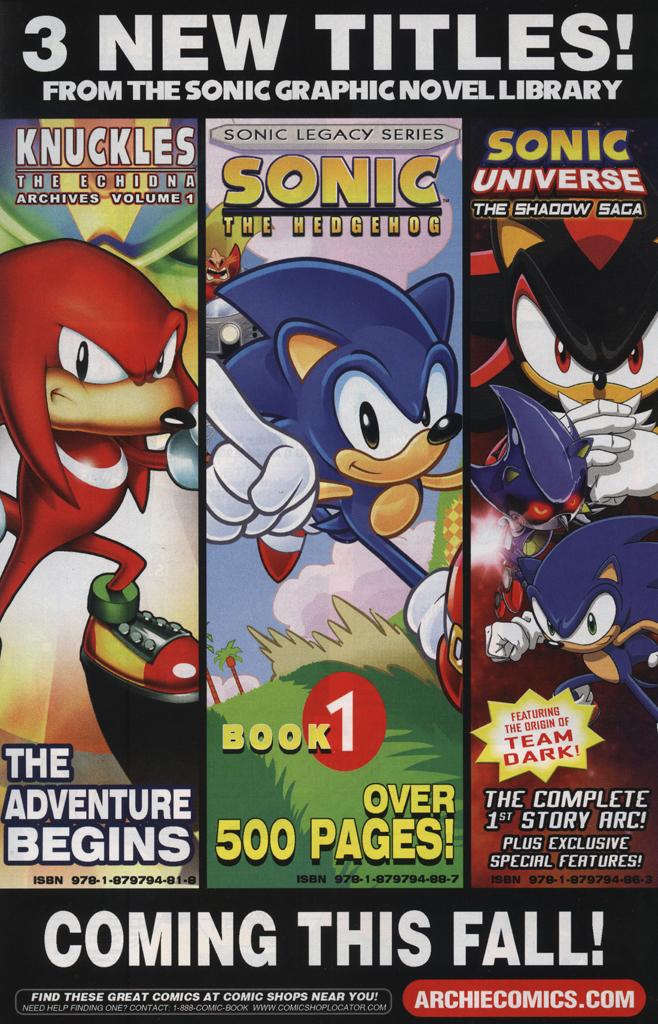 Read online Sonic The Hedgehog comic -  Issue #228 - 7