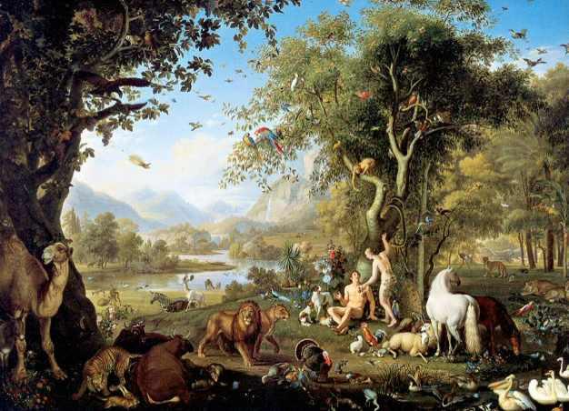Manusia dan Taman Eden