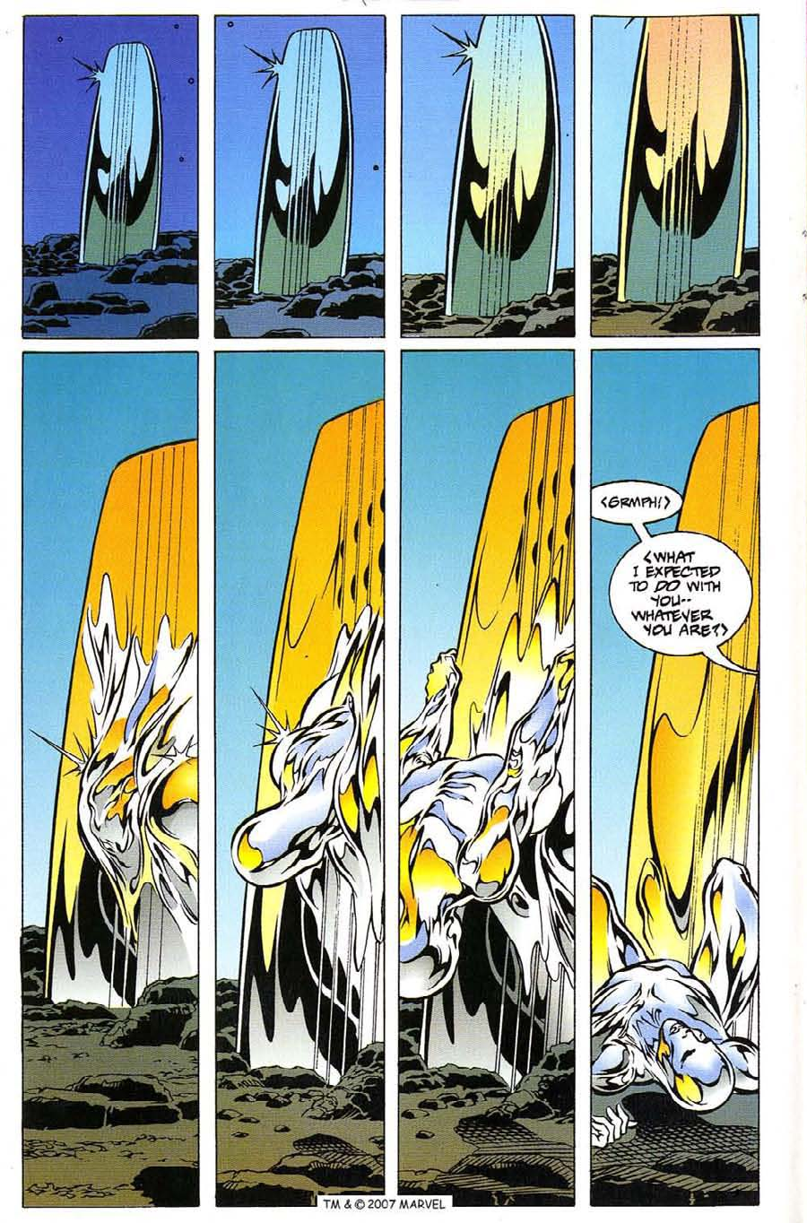Silver Surfer (1987) Issue #112 #120 - English 16