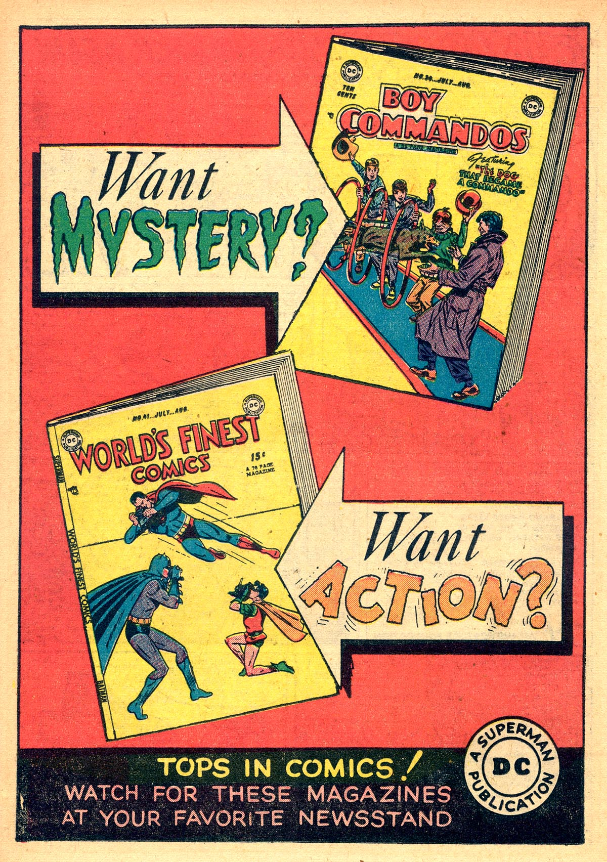 Read online All-Star Comics comic -  Issue #48 - 26