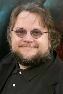 Guillermo del Toro. Director of The Strain - Season 1