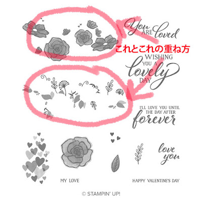 Forever Lovely  Satomi Wellard-Independent Stampin'Up! Demonstrator in Japan and Australia, #su, #stampinup, #cardmaking, #papercrafting, #foreverlovely #occasion2019 #スタンピンアップ #スタンピンアップ公認デモンストレーター #ウェラード里美 #手作りカード #スタンプ #カードメーキング #ペーパークラフト #スクラップブッキング #ハンドメイド #オンラインクラス #スタンピンアップオンラインショップ #フェイスブックライブ #フォーエバーラブリー #オケージョンカタログ2019年