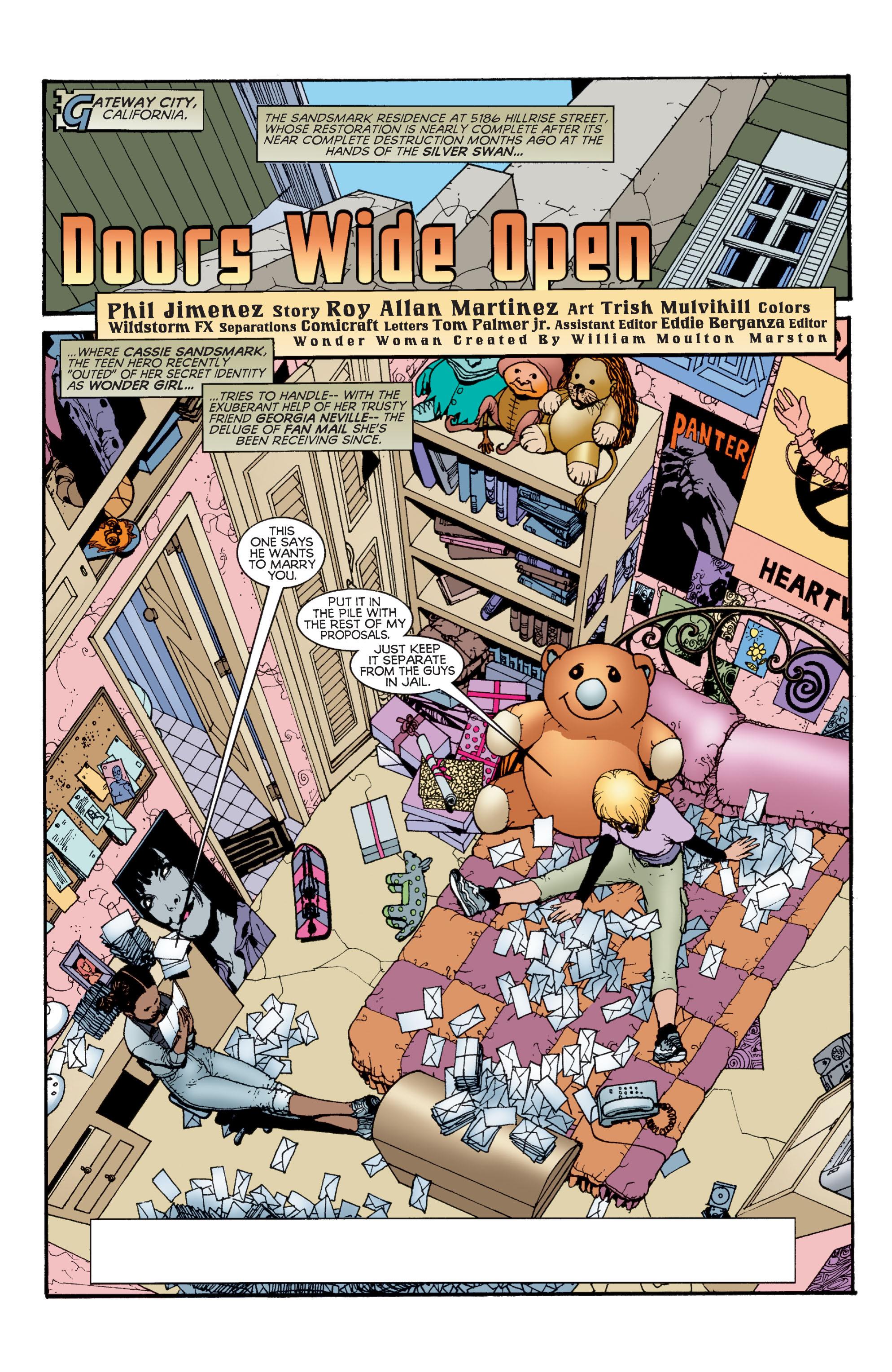Read online Wonder Woman (1987) comic -  Issue #178 - 2