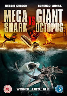 Mega Shark Versus Giant Octopus