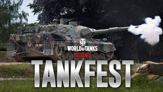 Gana un viaje con World of tanks al tankfest!