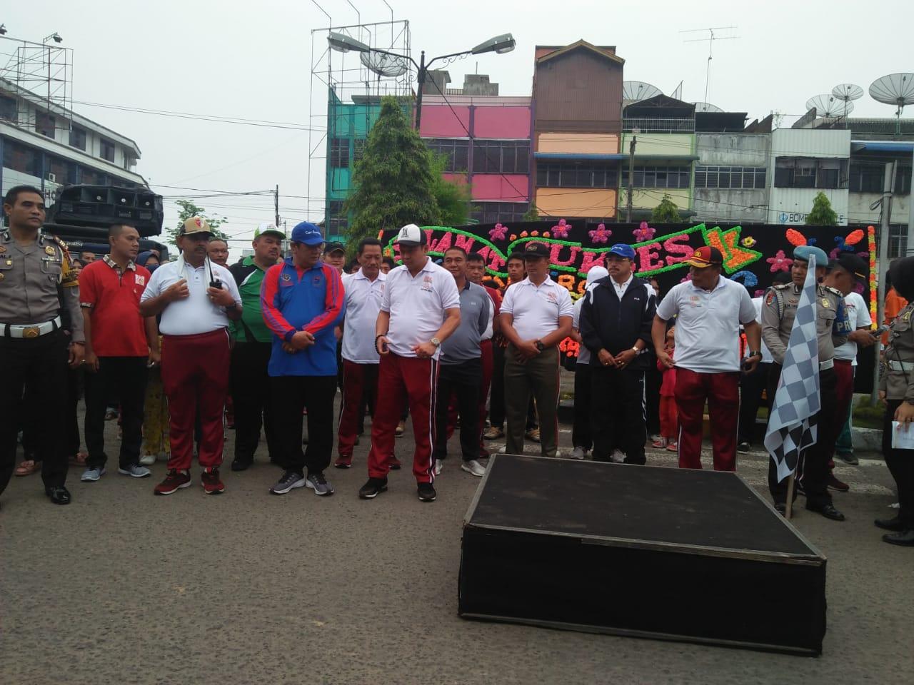 Millennial Road Safety Festival Tahun 2019 Digelar di Kota Padangsidimpuan