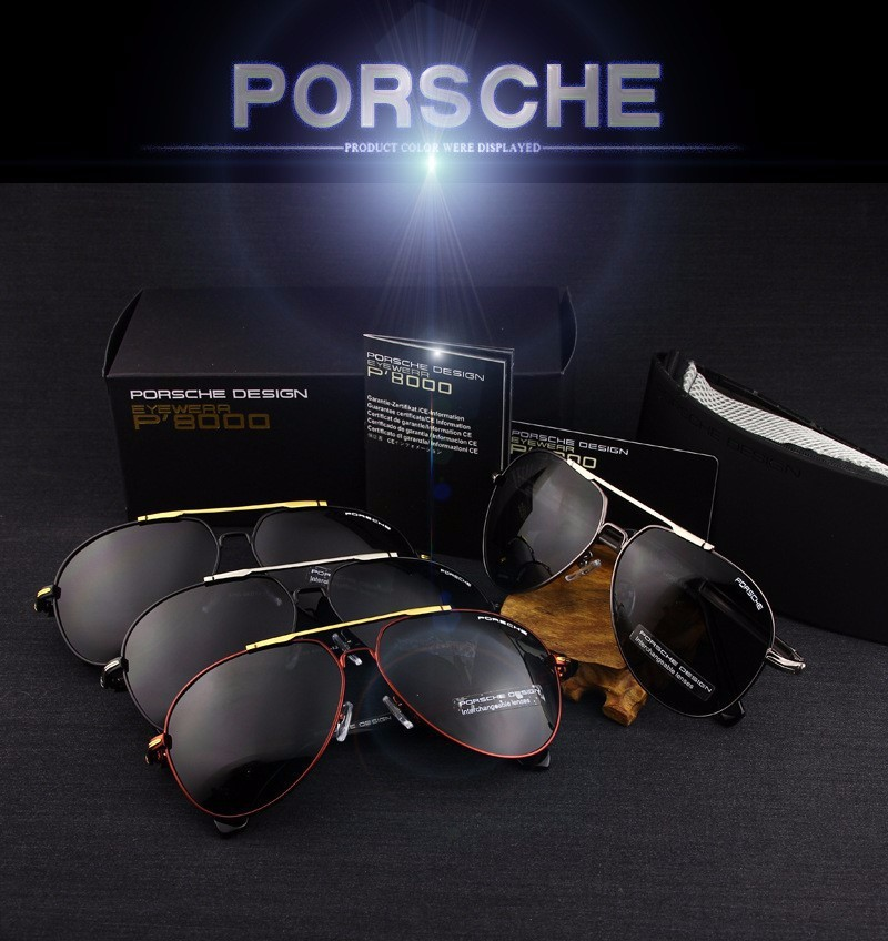 07bd031fef9a Kính Porsche P8000 FullBox