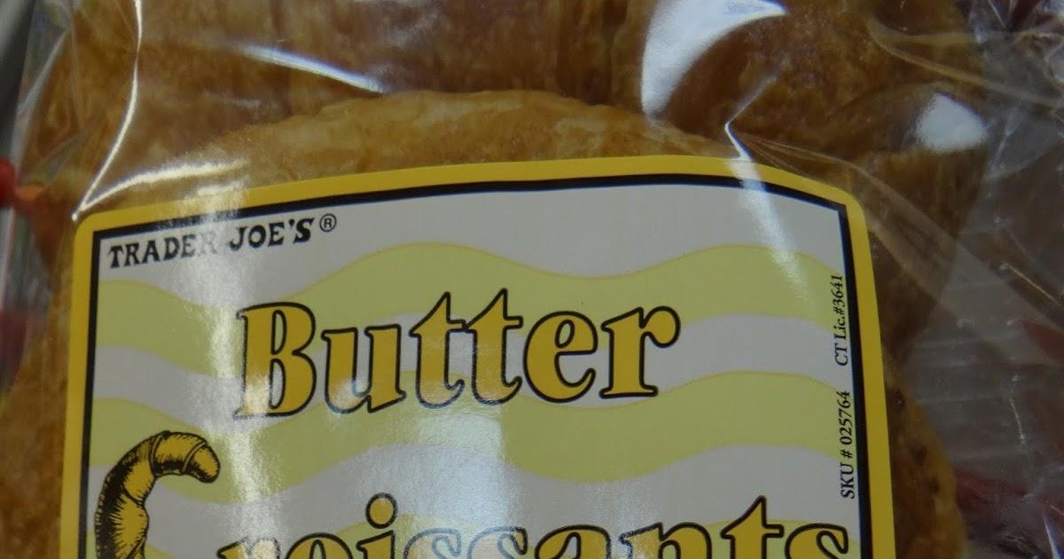 Trader Joe\'s 365: Day 206 - Butter Croissants