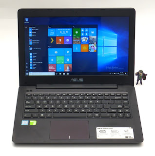 Laptop Gaming ASUS X456UF ( i5-6200U ) Double VGA