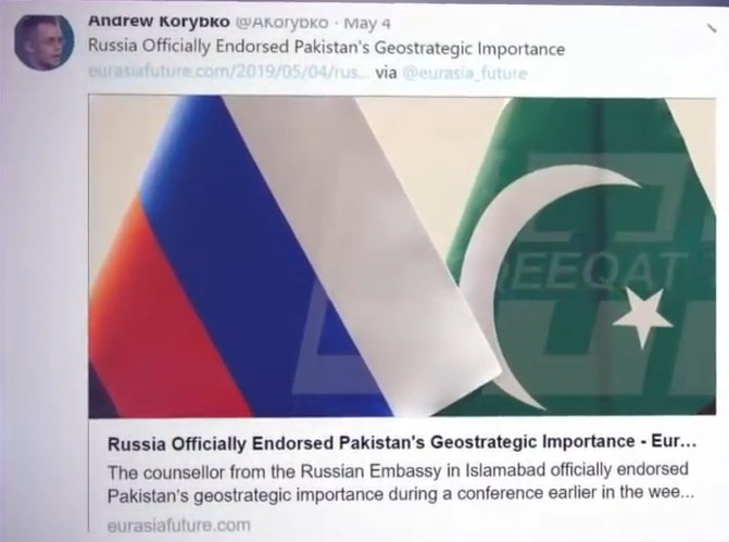 Positive and Interesting Big Development for Pakistan From Russia