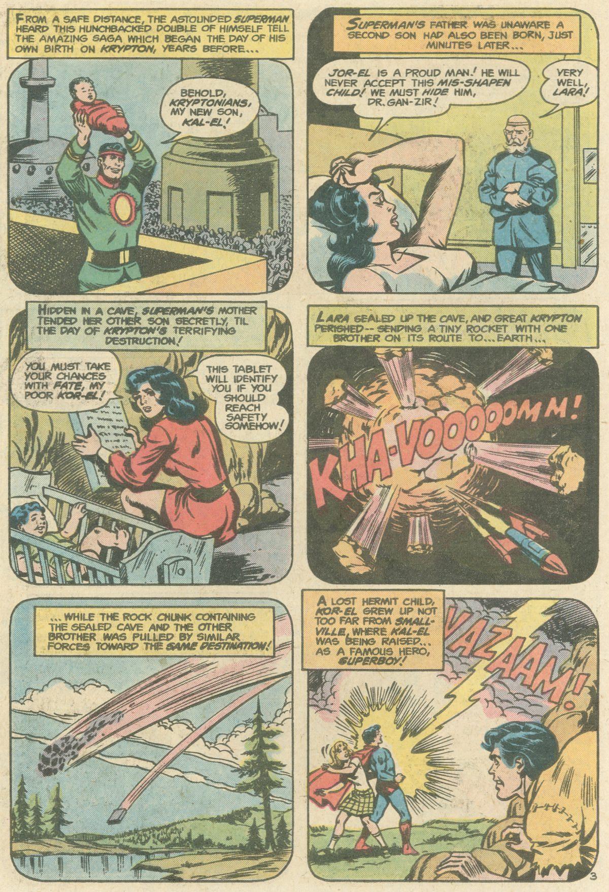 Read online World's Finest Comics comic -  Issue #247 - 6
