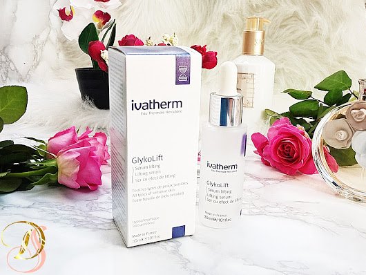 Review: Glykolift Serum Lifting | Ivatherm  | DianeduSoleil