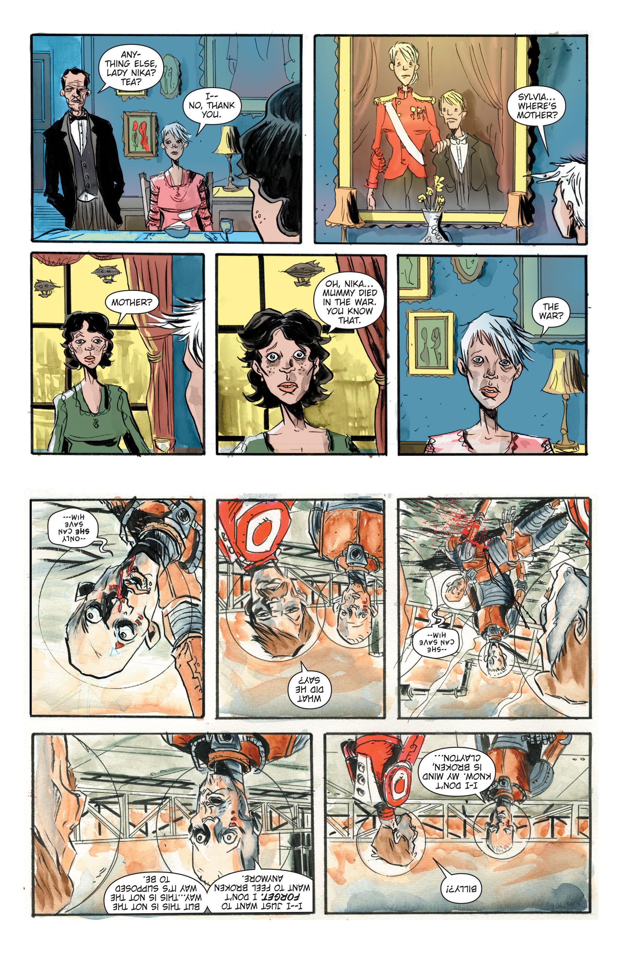 Read online Trillium comic -  Issue # TPB - 102