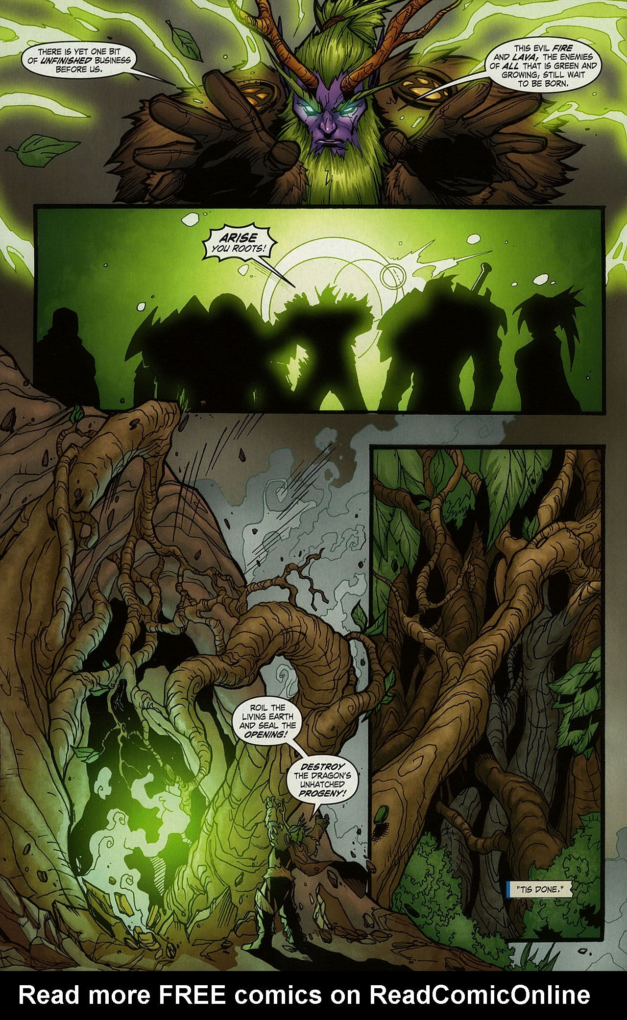 Read online World of Warcraft comic -  Issue #15 - 4