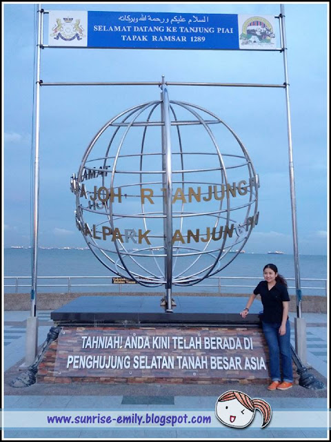 Southern Most Tip of Mainland Asia @ Tanjung Piai Johor National Park