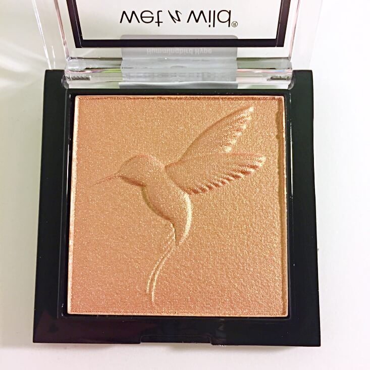 wet n wild coloricon Baked Blush Hummingbird Hype