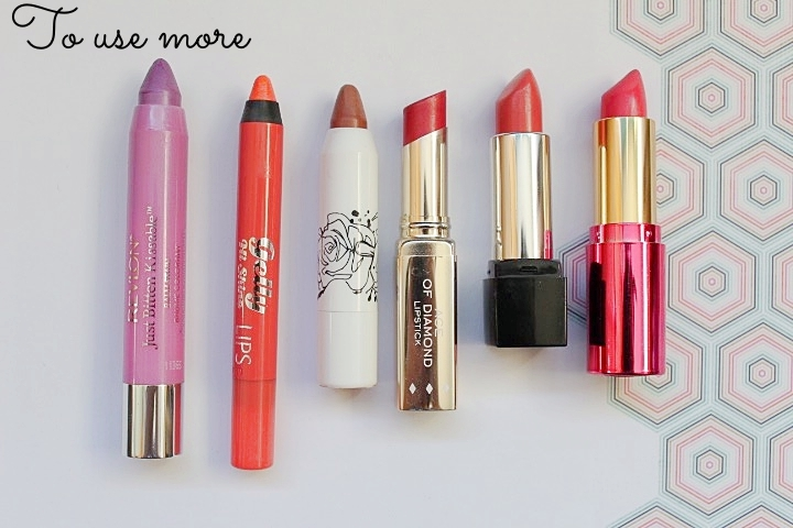 lip products to use more