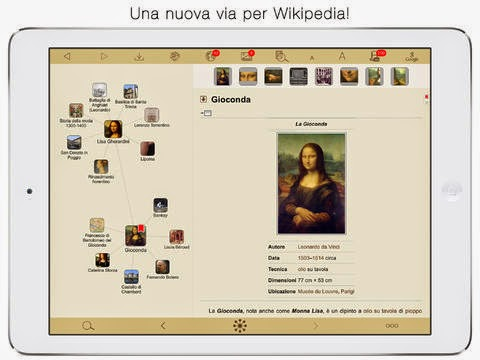 WikiLinks - Un lettore intelligente per Wikipedia