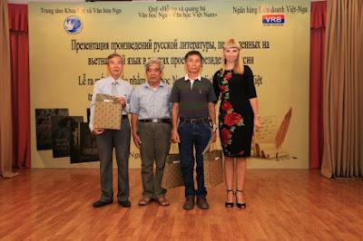 Thêm bốn tác phẩm mới trong Dự án dịch sách văn học Nga