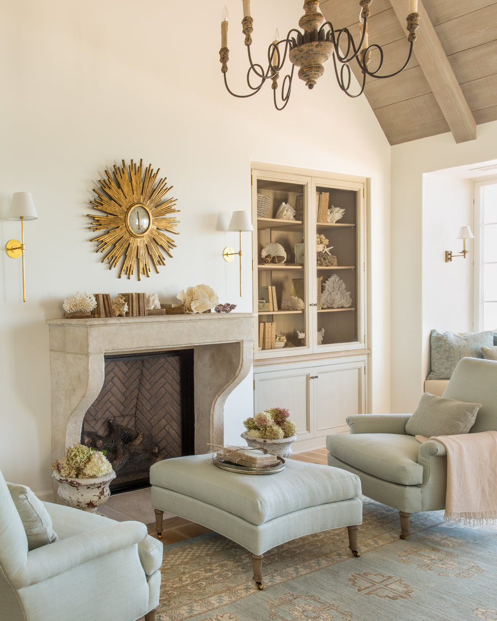 Beautiful Home Part 1: 12 Design Tips To Get Modern French Country Style Without