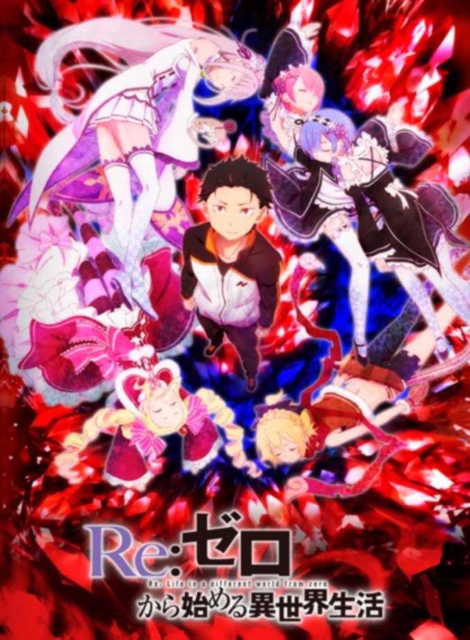 Re:Zero anime