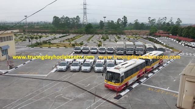 Khóa học lái xe ô tô B1, B2, C chất lượng tại quận Long Biên, thành phố Hà Nội