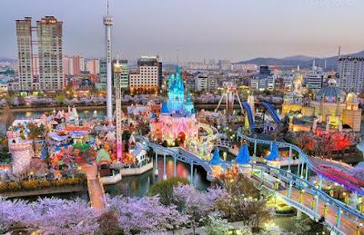 Tempat Wisata Terbaik di Seoul, Korea Selatan