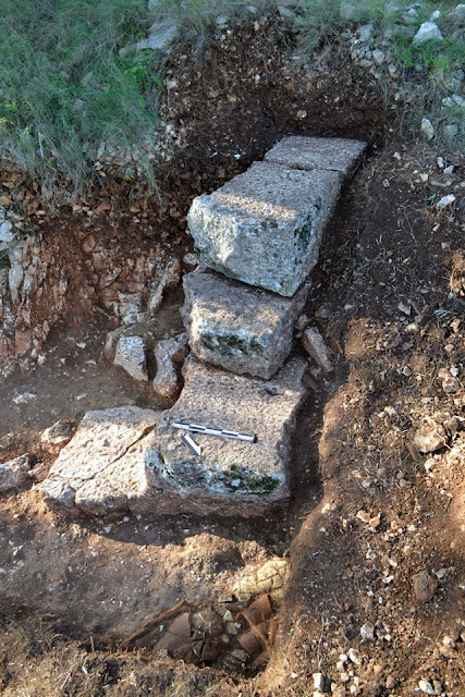Ancient theatre discovered on the island of Lefkada