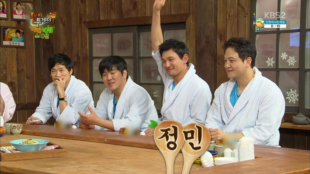 Happy Together Night Cafeteria Hwang Jung Min Hwangjungmyeon Recipe Sloppy Noodle Hwang Jung Min Happy Together Hwang Jung Min night cafeteria Hwang Jung Min Fried Noodles with Vegetables park myeong su yoo jae suk Kim Jun Ho Shin Bong Sun Park Mi Sun Yoo Jun Sang Yoon Je Moon Hwang Jung Min Jung Woong In enjoy korea hui
