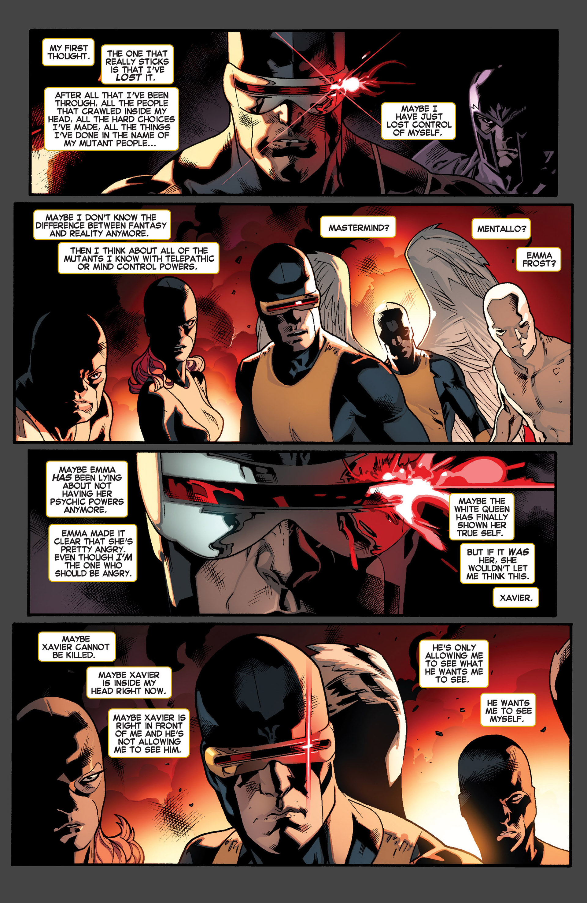 Read online All-New X-Men (2013) comic -  Issue #4 - 3
