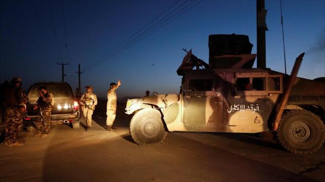 EEUU mata a varios civiles en Afganistán por 'fallo en un misil'
