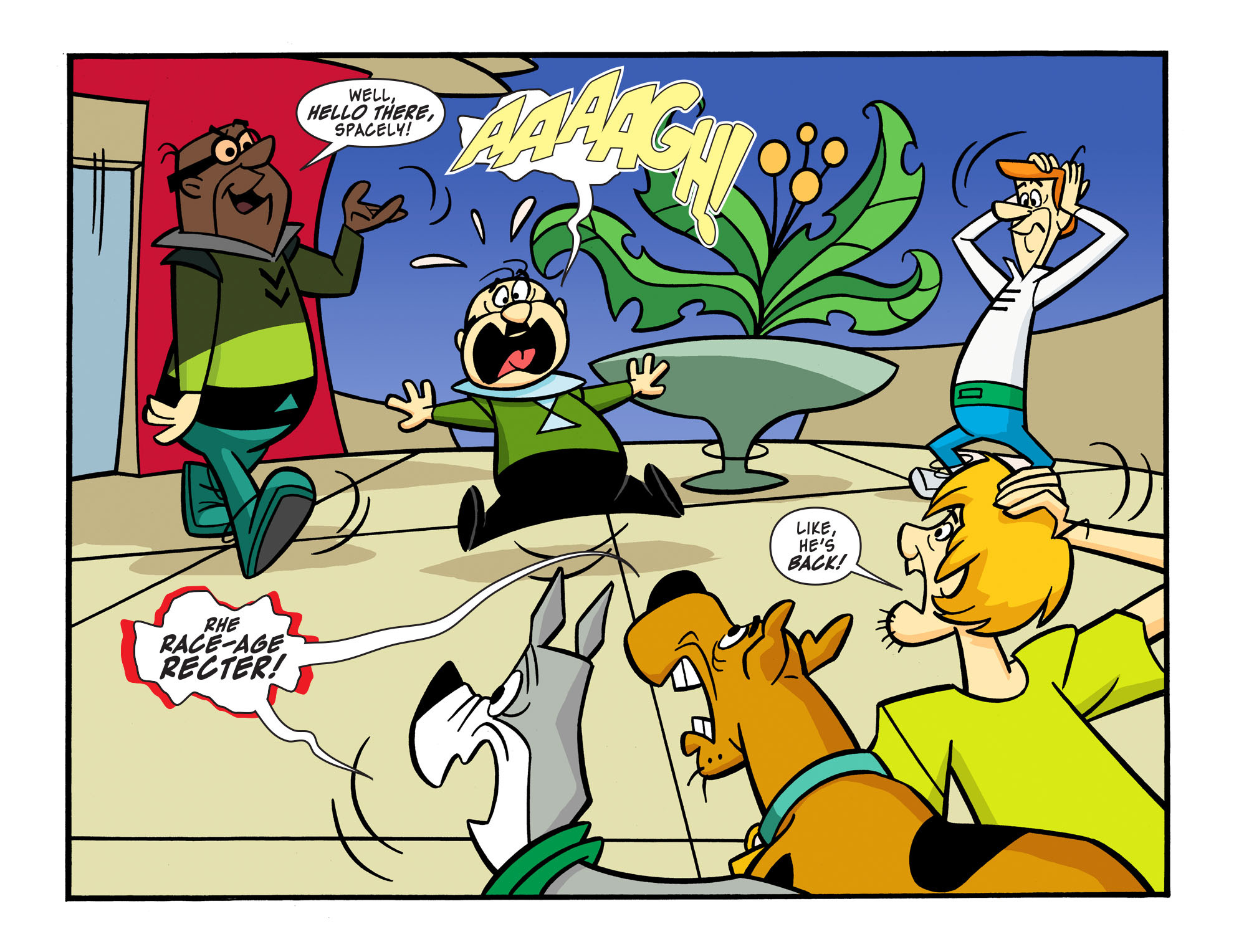 Read online Scooby-Doo! Team-Up comic -  Issue #16 - 4