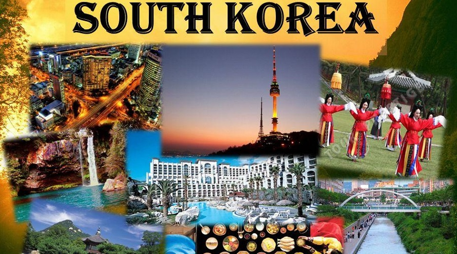 Famous Tourist Attractions In South Korea
