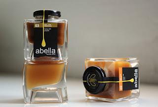 Diseño Creativose innovador de empaque de comida.