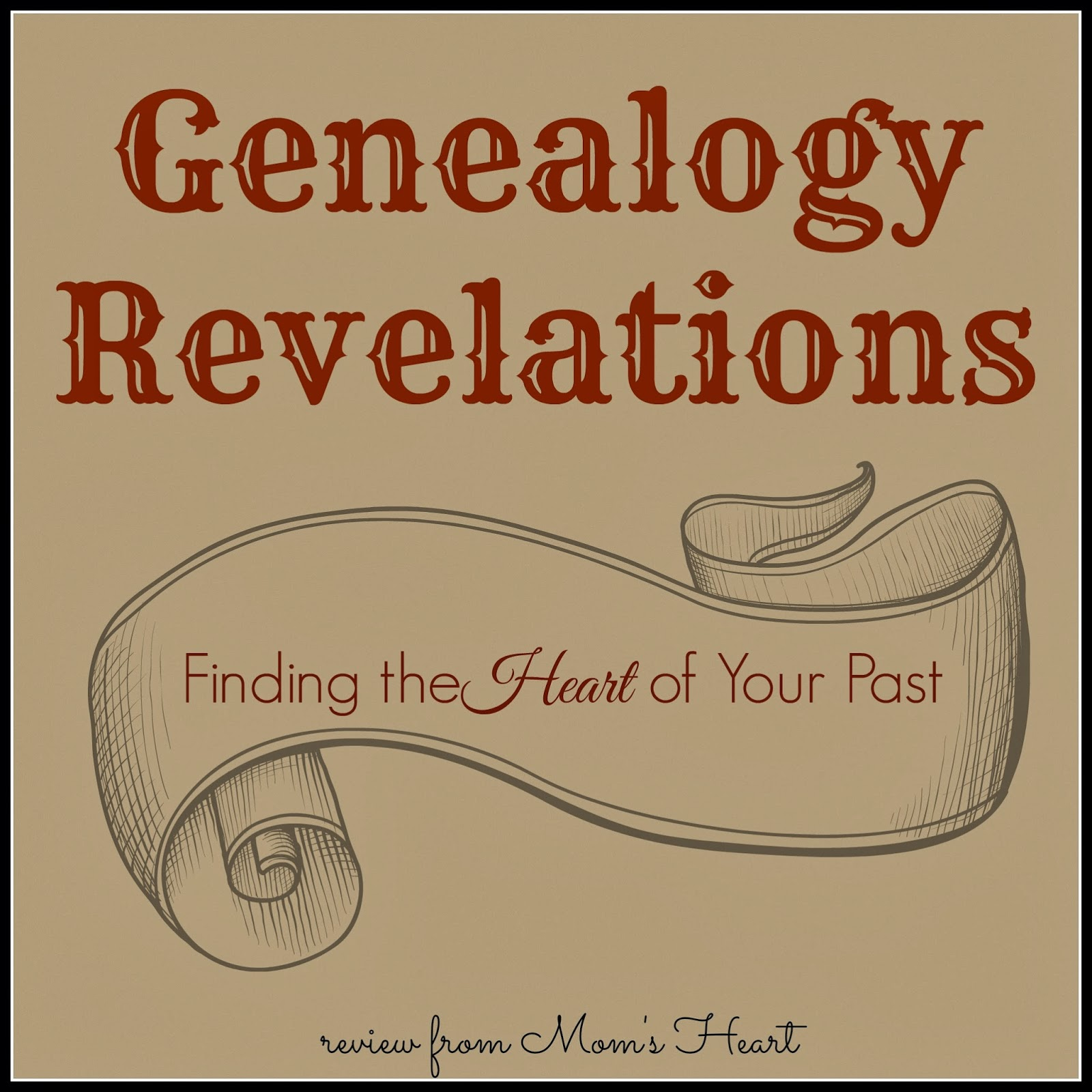 genealogy revelations review and giveaway