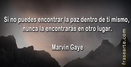 Frases motivadoras de Marvin Gaye