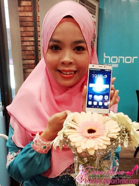 Pre-Order Honor 5C Pada Harga RM799
