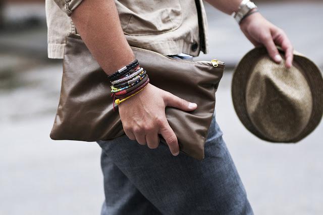 bracelets sacs pour hommes