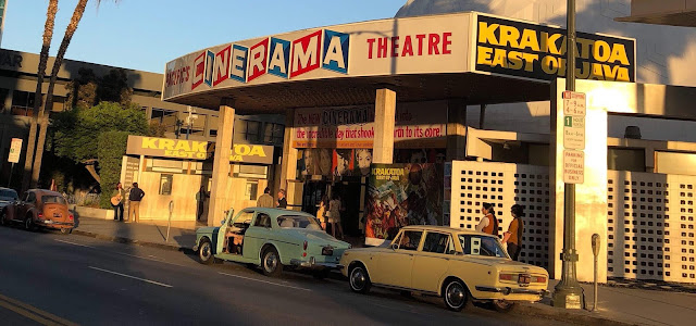 Historic L A  Theatres In Movies:
