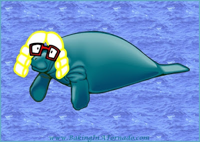 Use Your Words, a blog writing challenge | Mama Manatee incognito | Graphic design by www.BakingInATornado.com | #funny #MyGraphics #humor #laugh