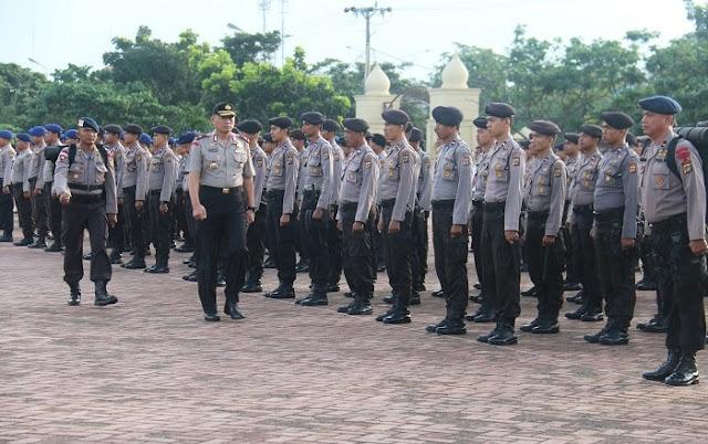 850 Aparat Akan Kawal Rapat Pleno KIP Aceh Besok