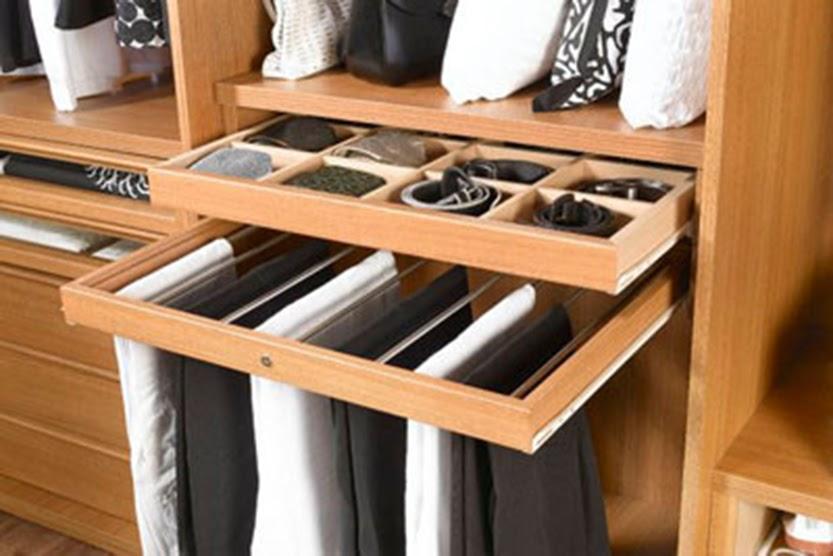 Marzua armarios a medida - Accesorios para armarios roperos ...