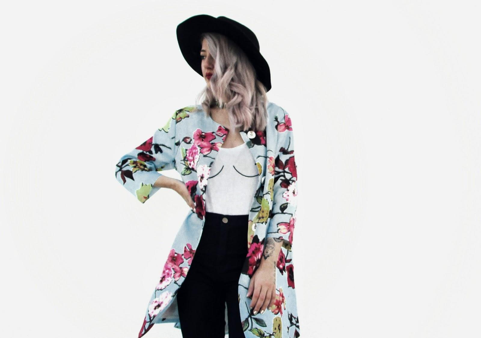 rosegal review coat