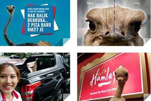 Fuhh...Koleksi Iklan 'Chickaboo' Jadi Model Segera Sangat Mencuit Hati!