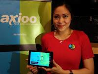 Axioo S3L... Tablet gaming Axioo harga Rp 800 ribu-an