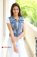 Telugu Actress Lavanya Tripathi Latest Pos in Denim Jeans and Jacket  0030.JPG